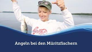 Angeln bei den Müritzfischern - 30.000 ha Angelgewässer - 1 Angelkarte :: Müritzfischer