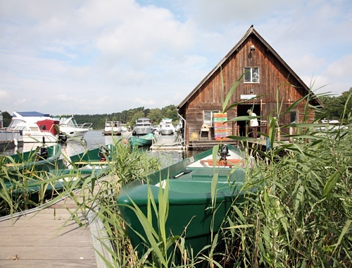 Erleben Sie die klassische Fischerei :: Fischerhof Eldenburg :: Müritzfischer