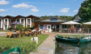 Direkt am Wasser :: Ferienwohnung in Eldenburg :: Müritzfischer