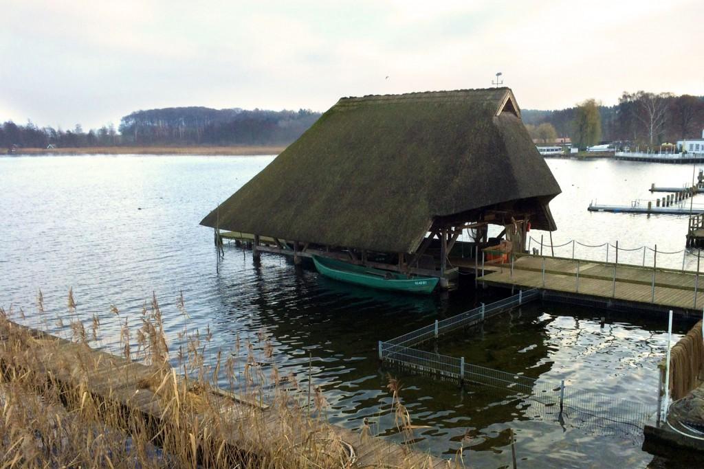 Dat Hüdenhus Fischerhof Krakow am See :: Müritzfischer