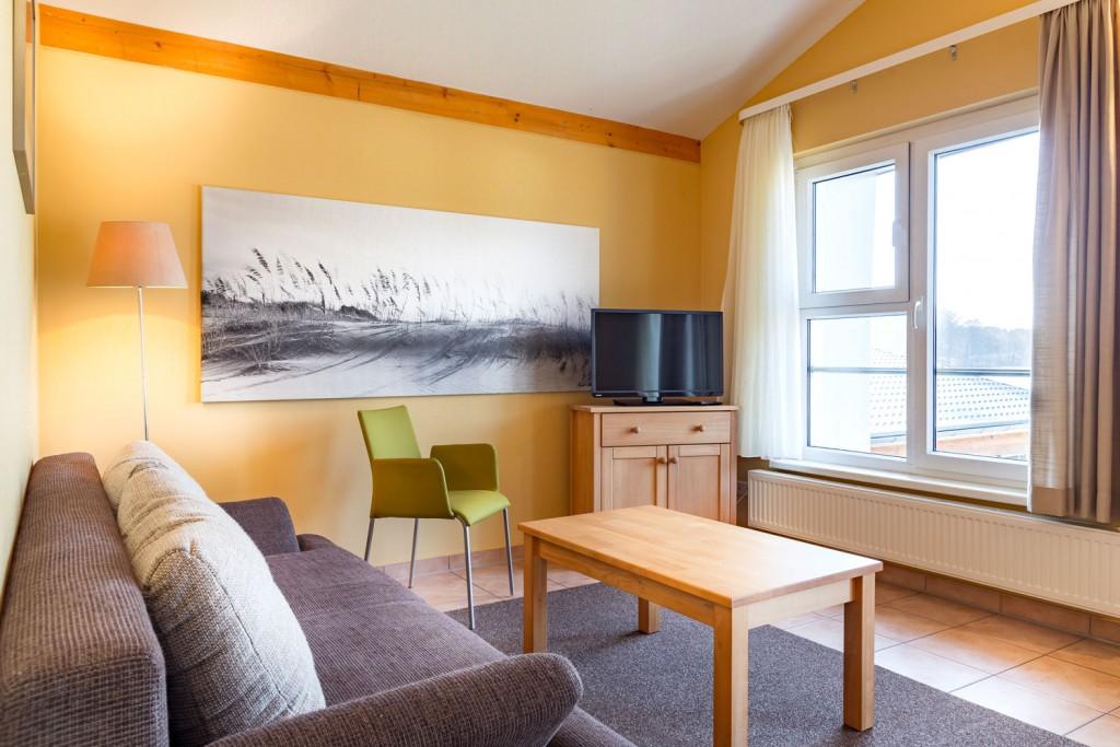 Helle, freundliche Räume, mit perfekter Ausstattung :: Ferienwohnung in Eldenburg :: Müritzfischer