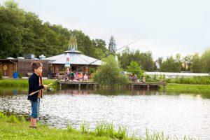 Der Angelteich in Boek ist ein perfektes Ausflugsziel. :: Über 70 Gewässer mit einer Angelkarte :: Müritzfischer