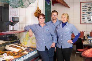 Fischladen Neubrandenburg :: Müritzfischer