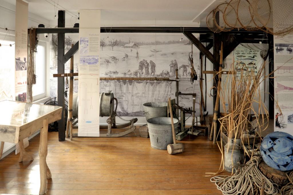 Fischerhof Waren (Müritz) :: Müritzfischer