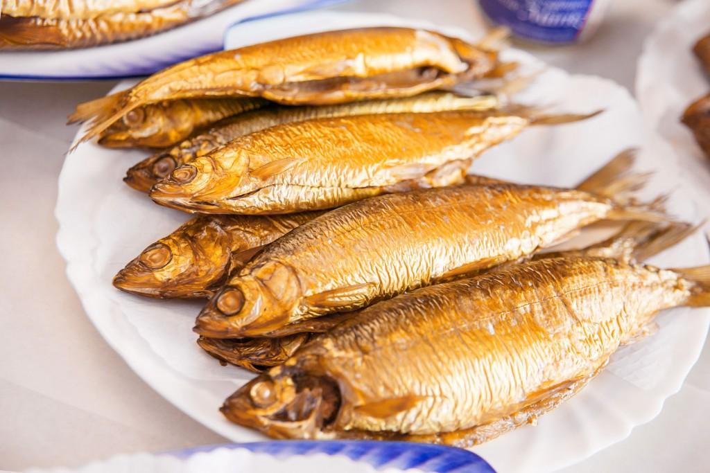 Fischladen Waren (Müritz) :: Müritzfischer