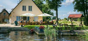 Direkt am Wasser gelegen. :: Ferienwohnung in Vipperow :: Müritzfischer